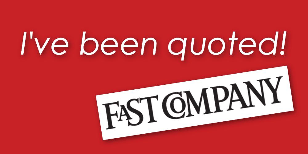 Fast Company - 2015